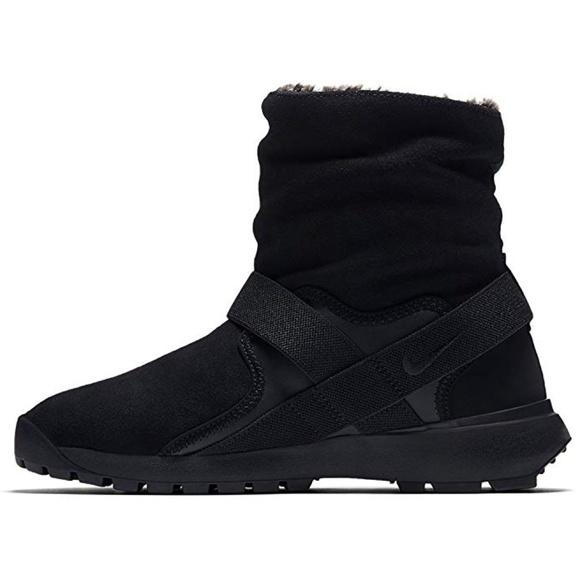 8a06c205541 Nike Golkana Women s Boots Black Suede Size 7 New
